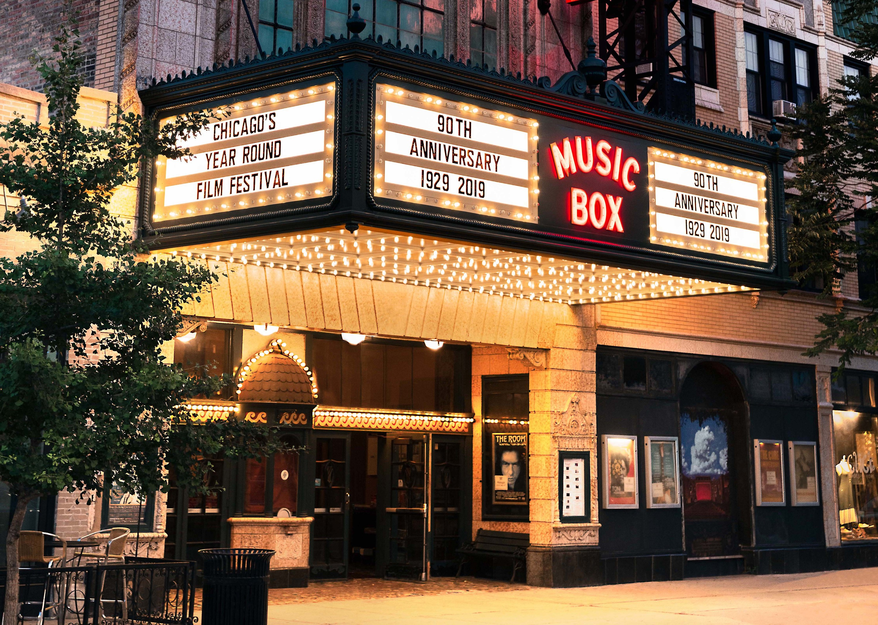Support the Music Box Theatre by streaming an art-house film at home