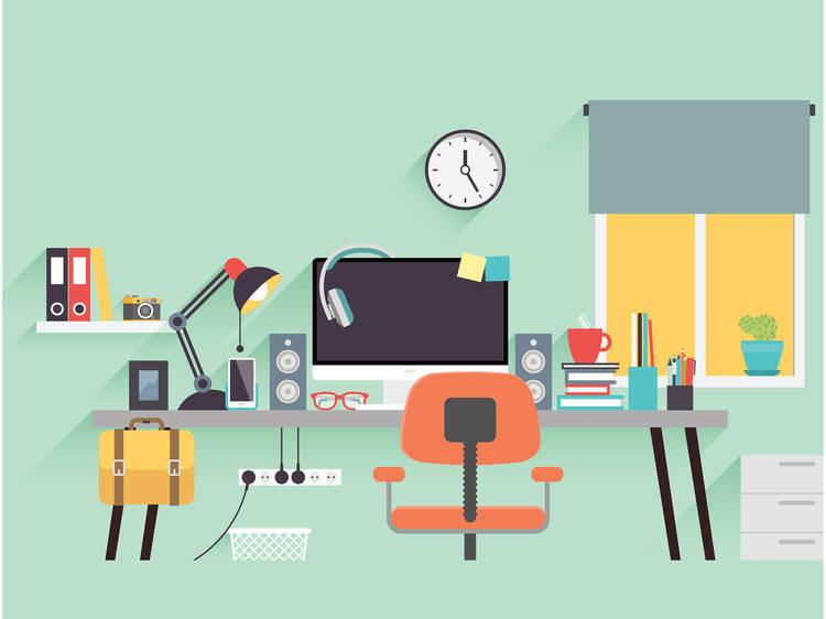 Home office para dummies
