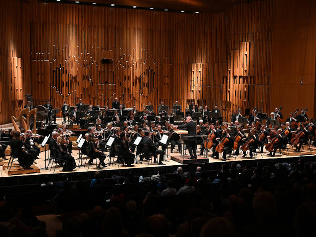 Russian Roots:The LSO conducted by Gianandrea Noseda (their Principal Guest Conductor) perform Balakirev art Casella: Islamey and Shostakovitch: Symphony No 1 in the Barbican Hall on Thursday 28 Mar. 2019