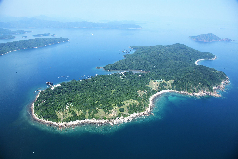 Tap Mun Grass Island