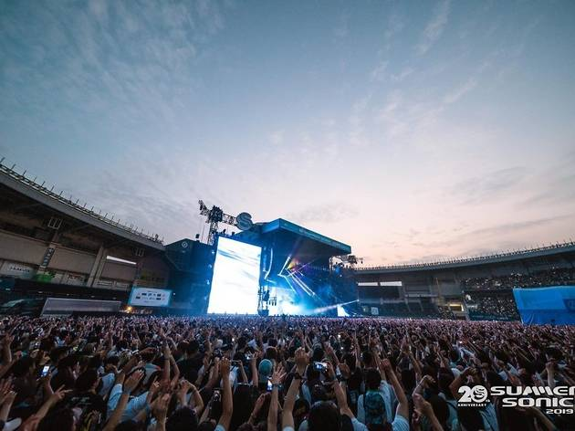 Summer Sonic 2019 Replay: Stay in and Watch