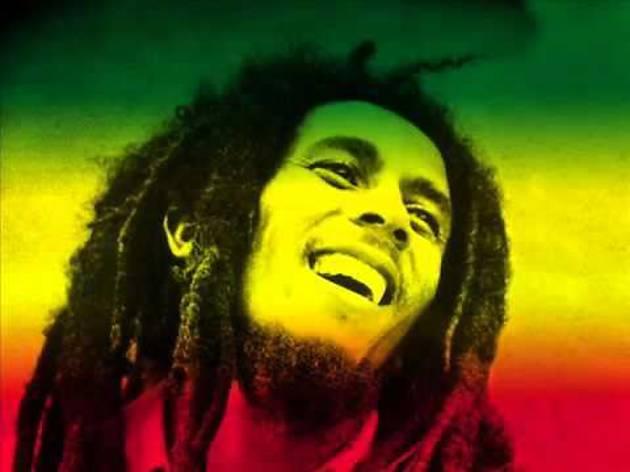 Bob Marley an the Wailers