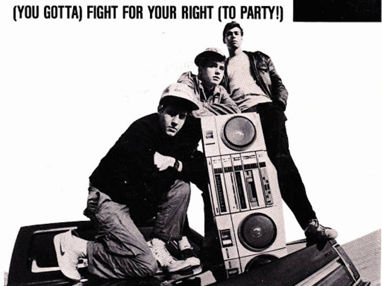 '(You Gotta) Fight for your right (to party)' Beastie Boys