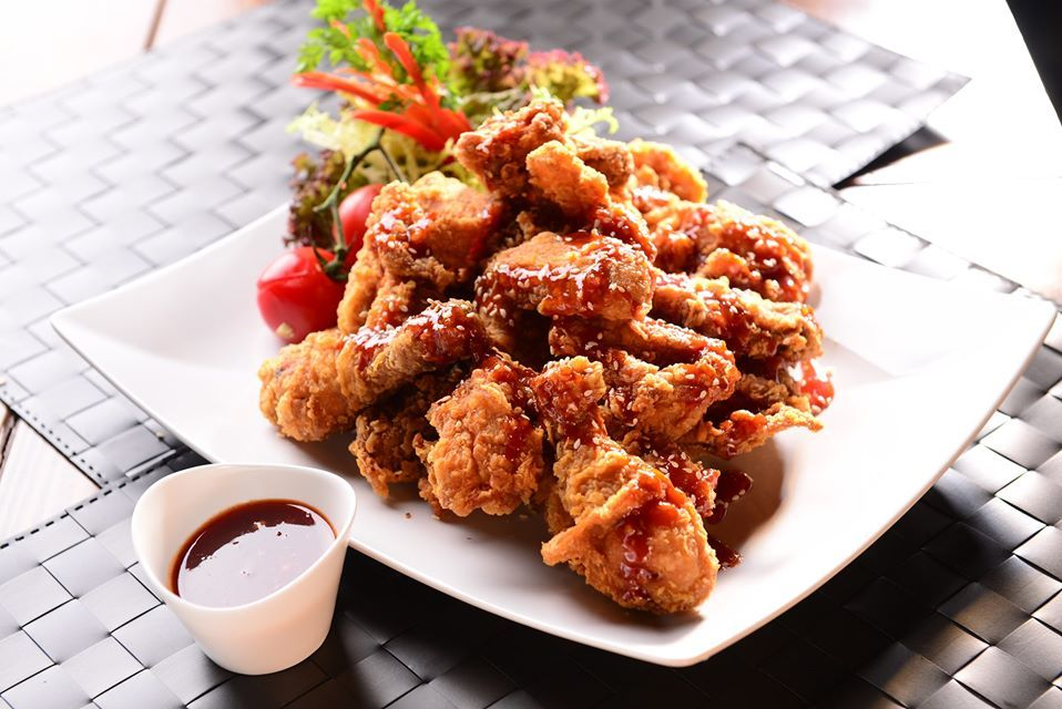 uncle padak fried chicken korean