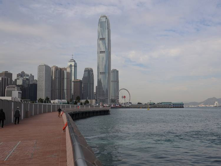 Central and Western District Promenade