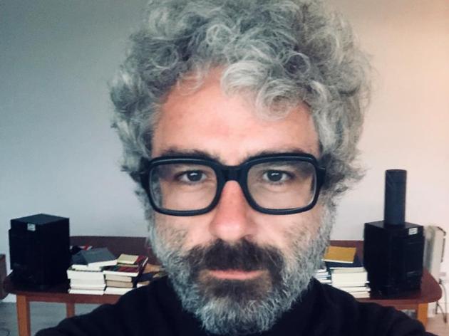 El músico gallego Abraham Boba