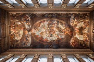 Greenwich Painted Hall