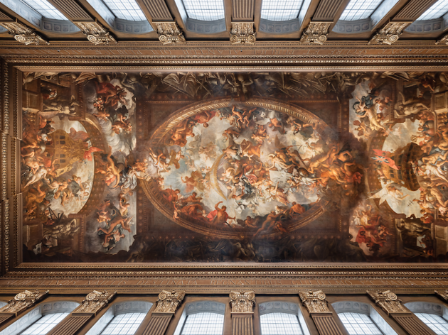 See inside London's answer to the Sistine Chapel