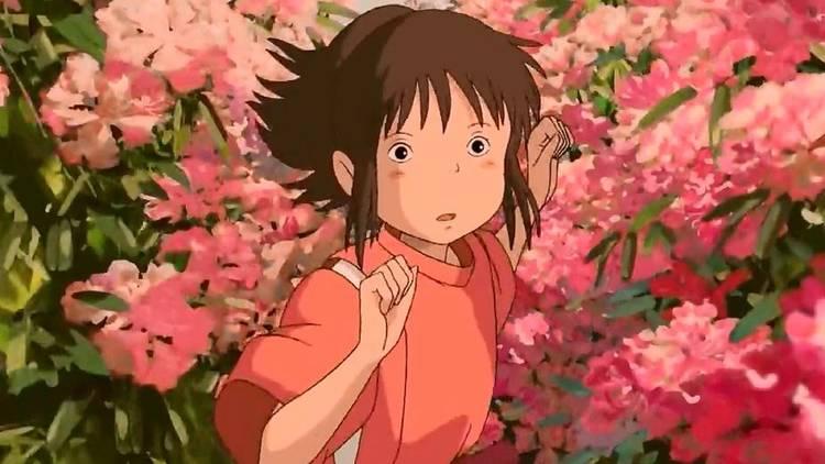 Filme, Cinema, A Viagem de Chihiro (2001)