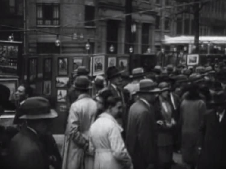 Montparnasse (1929) d'Eugène Deslaw