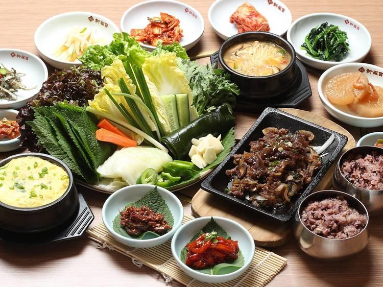 Sorabol Korean Restaurant (Tsim Sha Tsui)