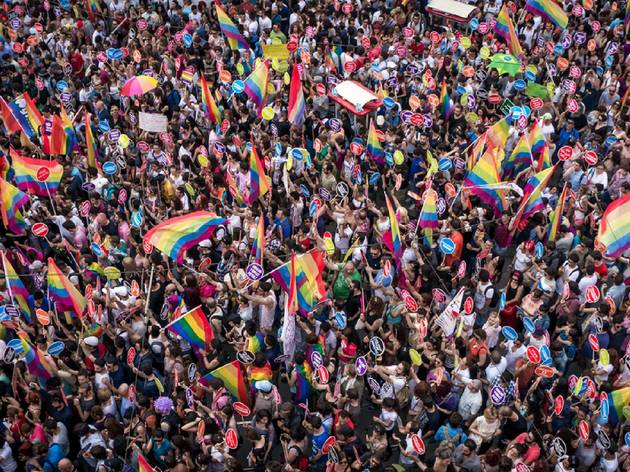 This year's Pride celebrations are going online – and global