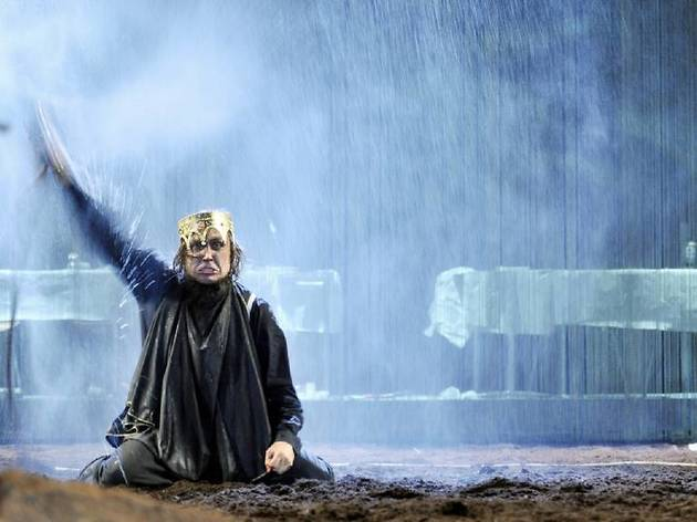 'Hamlet' at the Schaubühne