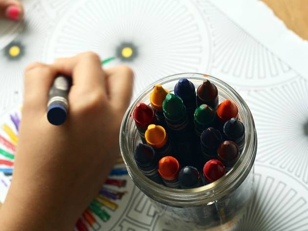 Free coloring books for kids