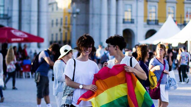 Arraial Pride, Orgulho LGBT+