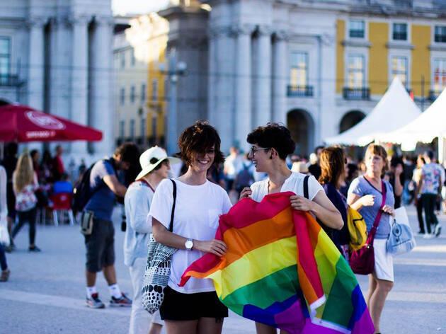 O Pride este ano é digital