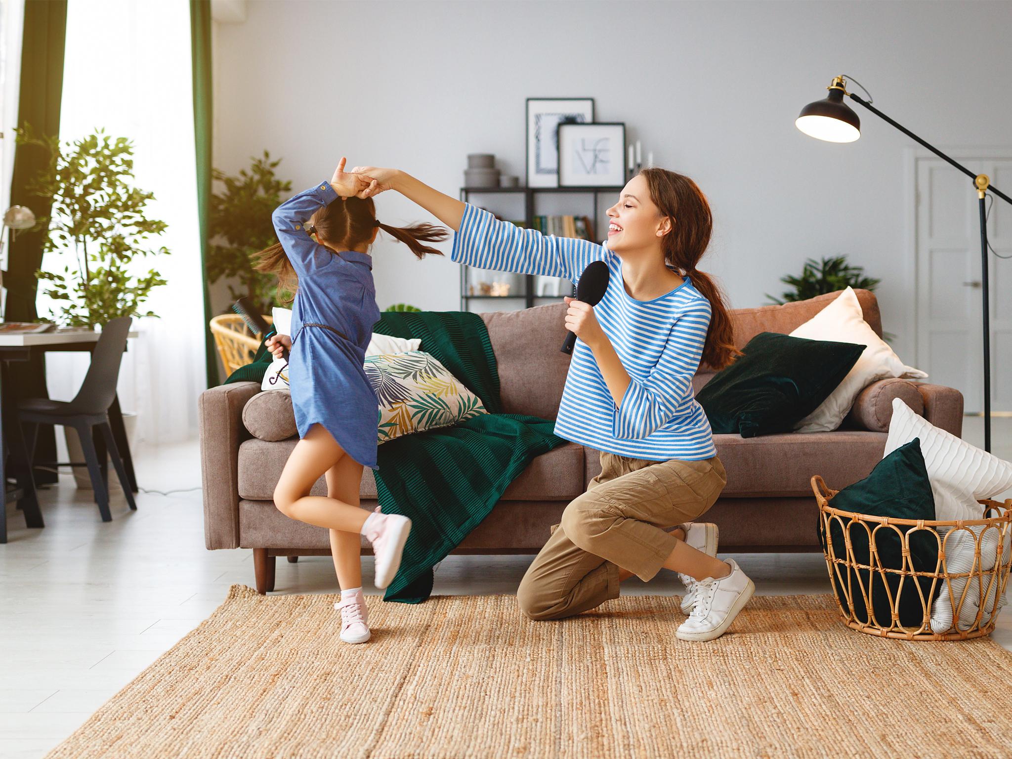 20 ideas para hacer con tus niños en casa