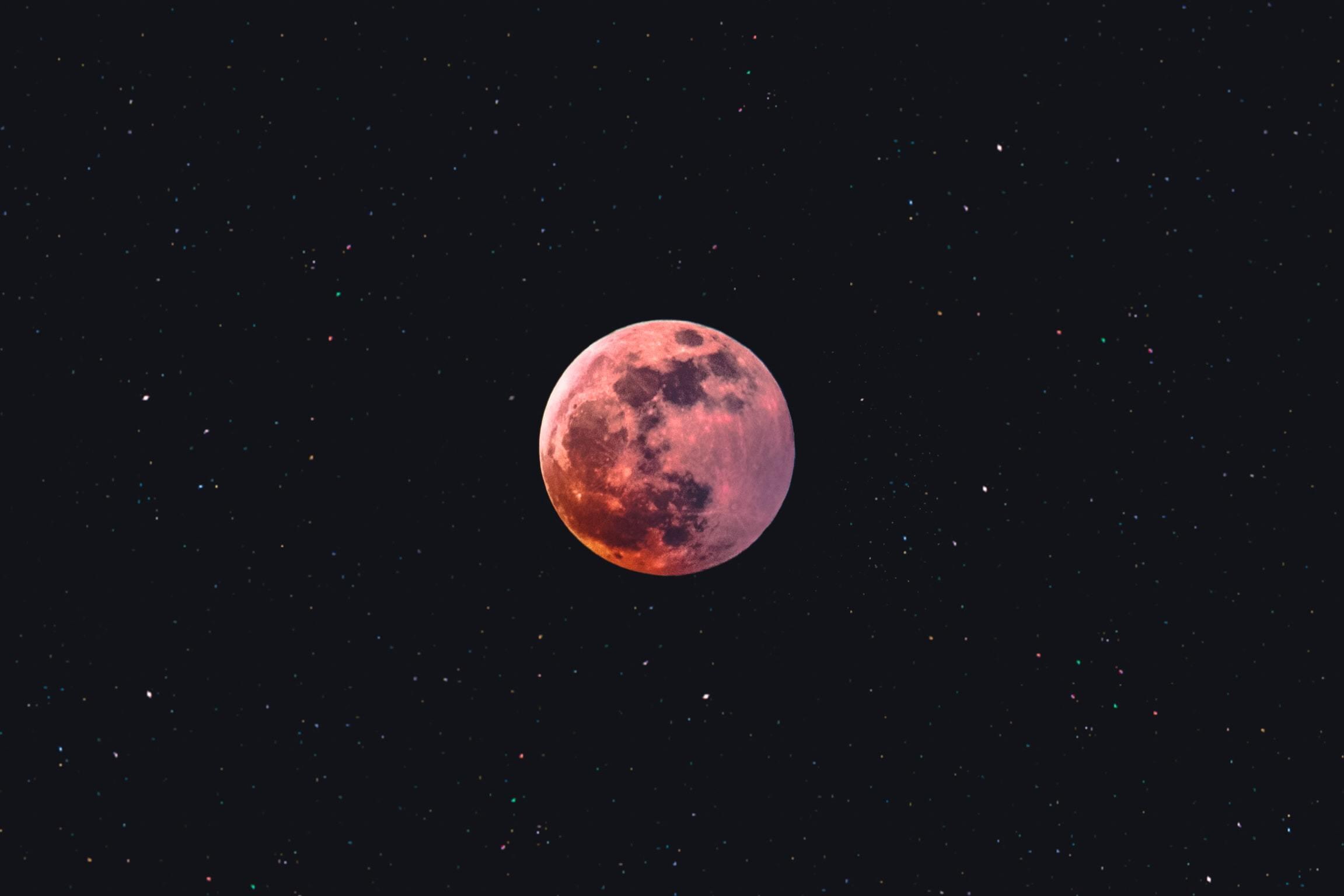 Prepare-se para ir à janela ver a Super Lua de Abril