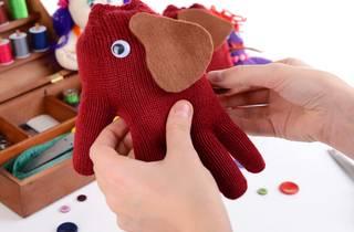 Puppet making