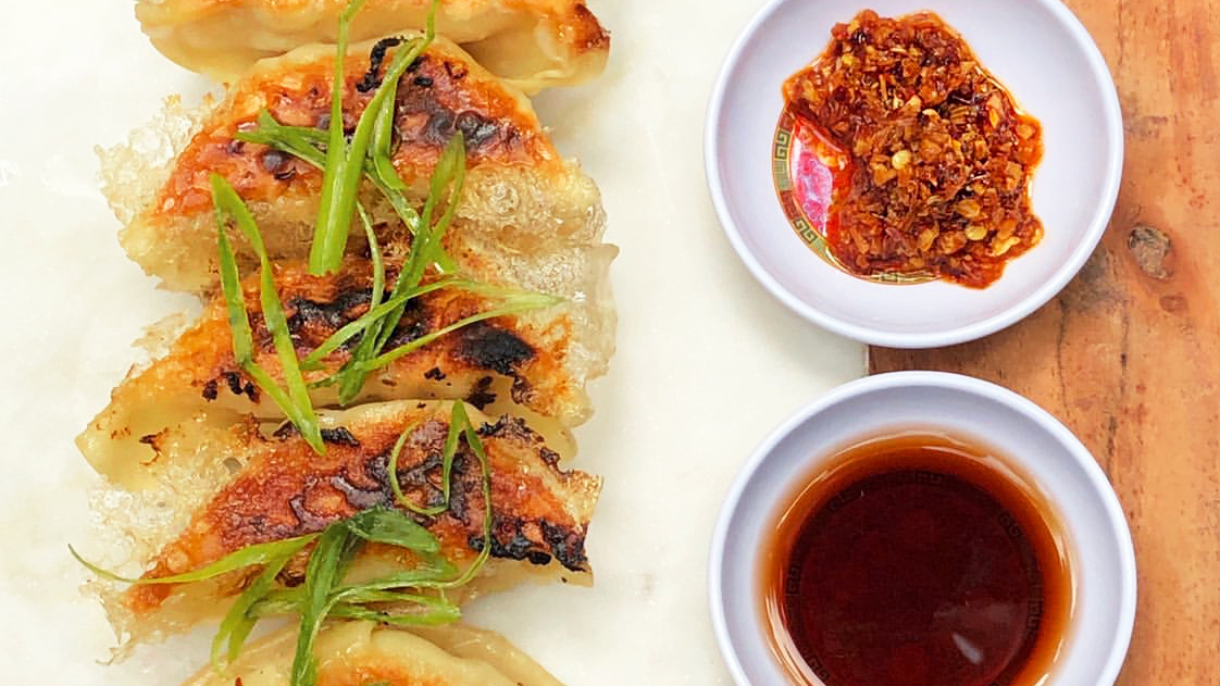 The chef from Hinoki & the Bird is launching a crazy affordable dumpling delivery service