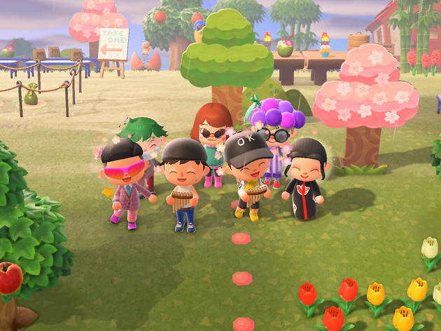 New Yorkers are throwing real-life weddings and birthday parties in Animal Crossing