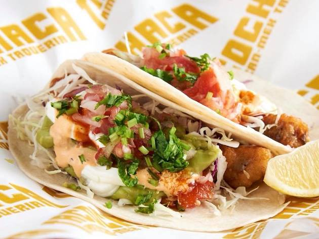 taco chaca, mexican restaurant, taco