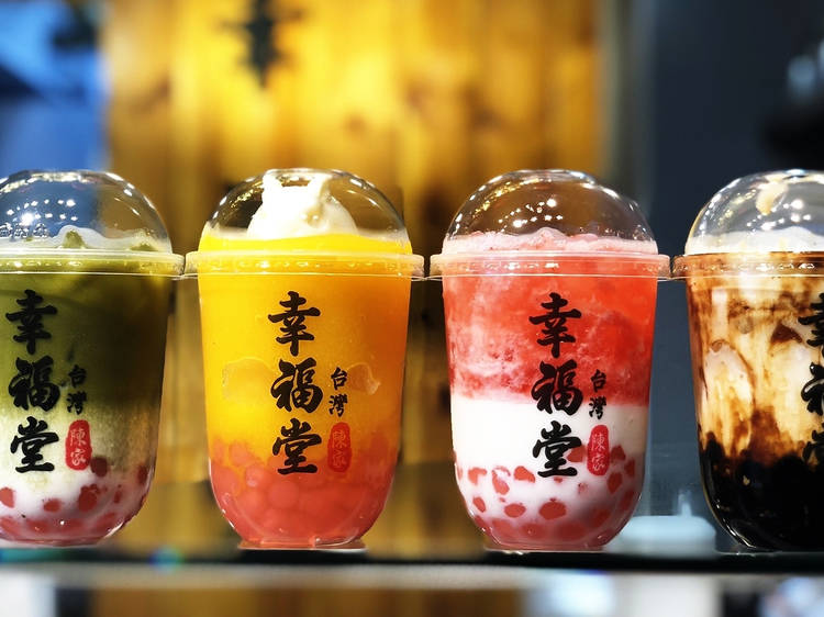 Best bubble tea in Hong Kong with delivery