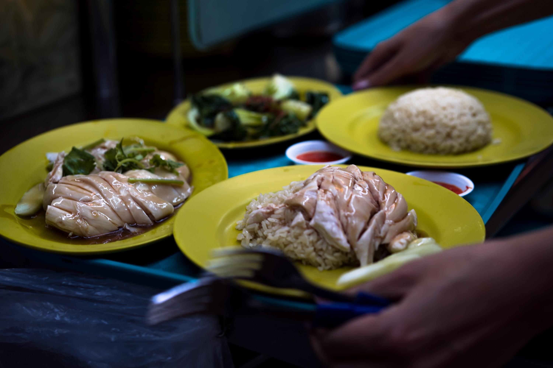 Hawker meals