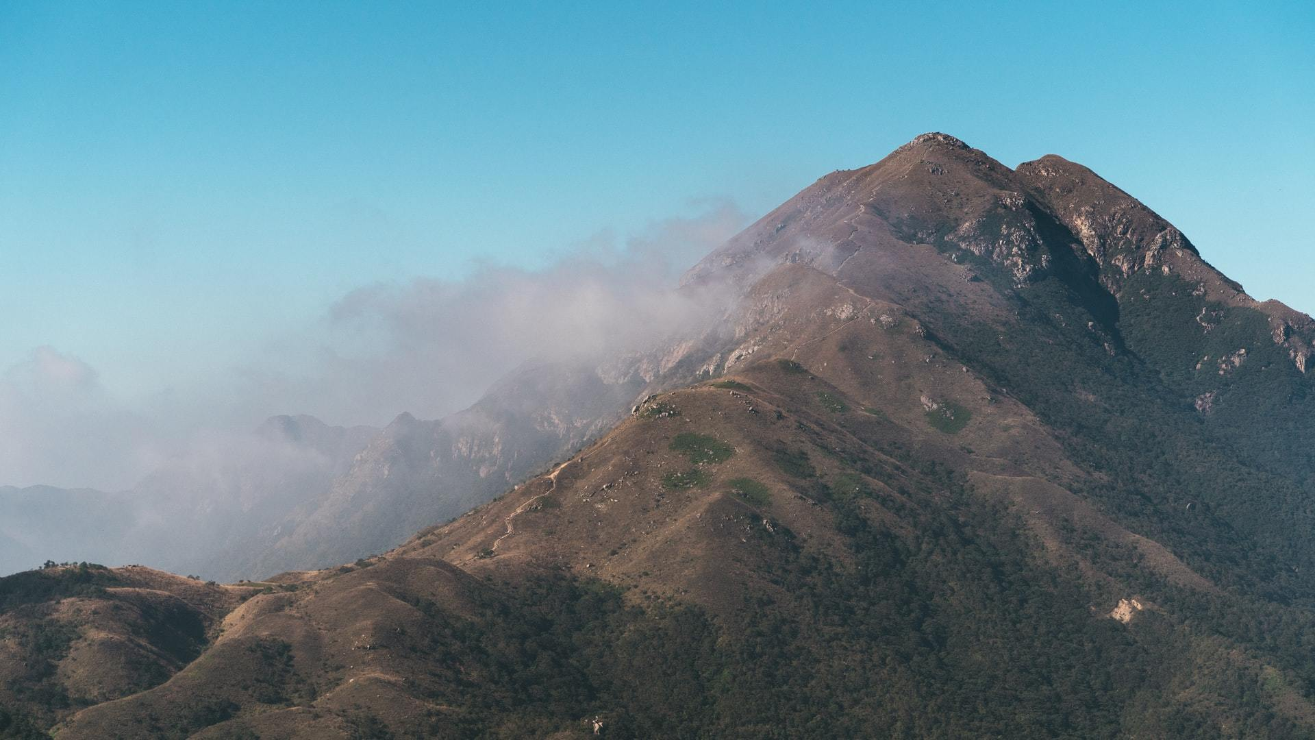 Lantau Island Hiking