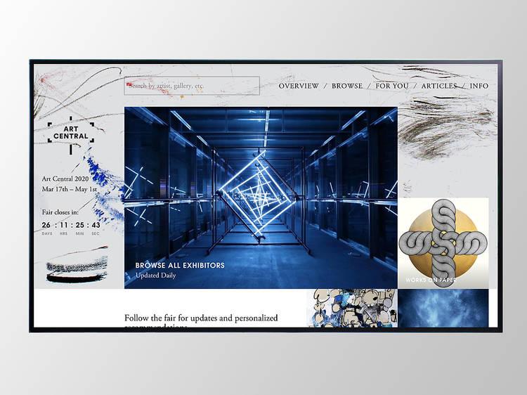 Art Central Online