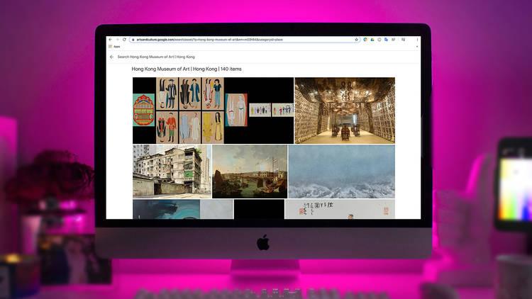 Hong Kong museums offering virtual tours