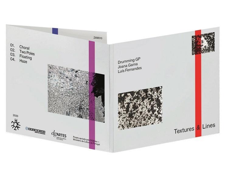 Drumming GP, Joana Gama & Luís Fernandes - Textures & Lines