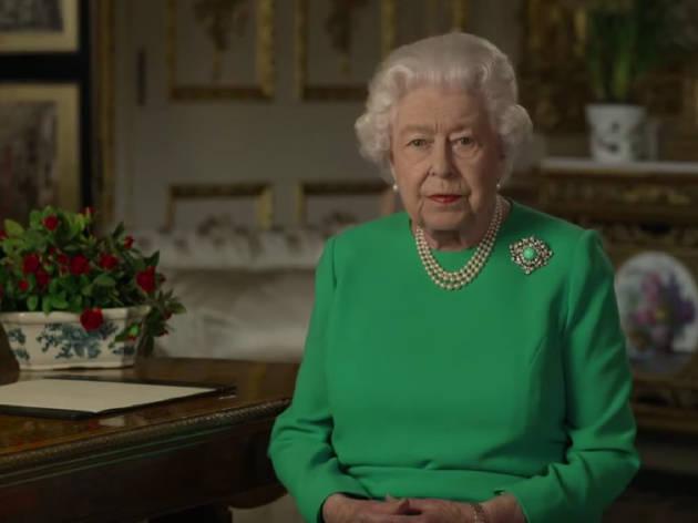 Queen's coronavirus speech