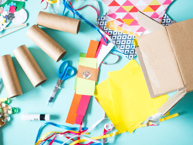 Take hands-on, virtual craft classes online