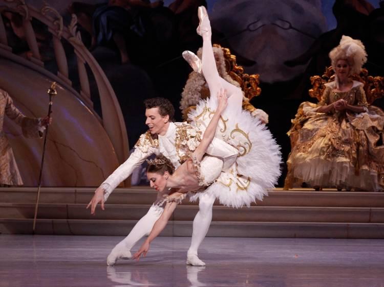 The Australian Ballet performs Sleeping Beauty, Cinderella and Romeo & Juliet