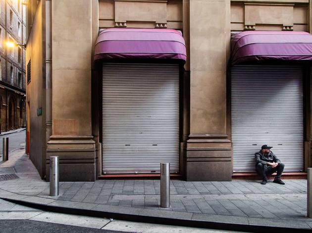 A Sydney boutique has launched a fundraiser to support CBD cafés