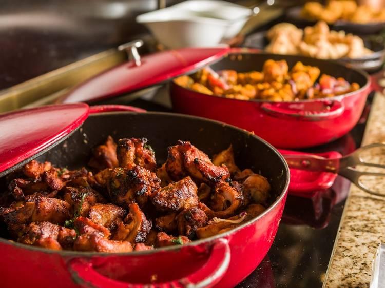 Best Indian restaurants doing delivery in Hong Kong