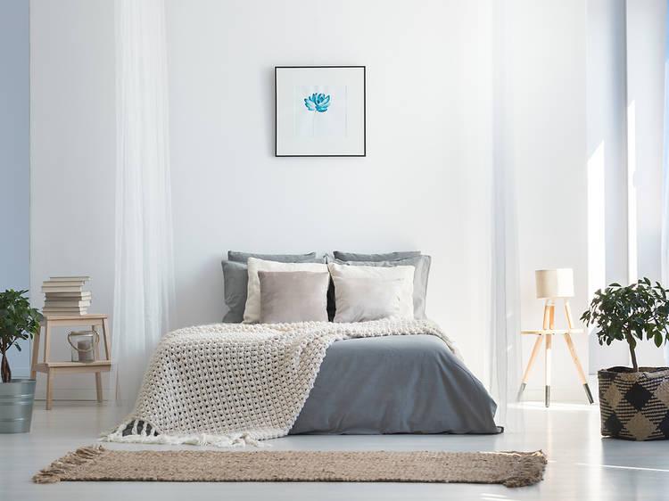 La importancia del dormitorio, zona de descanso