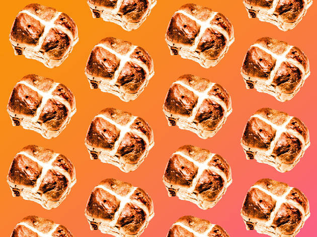 You can still get Gail's hot cross buns in time for Easter