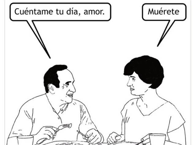 Querido Antonio