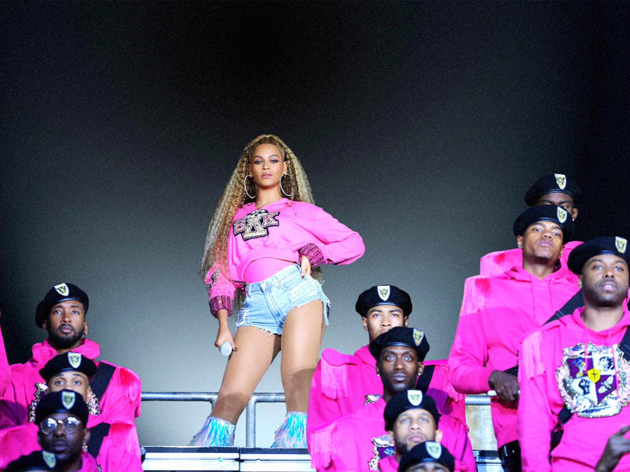 Beyoncé, 'Homecoming'