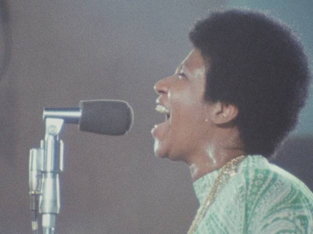 Aretha Franklin, 'Amazing Grace'