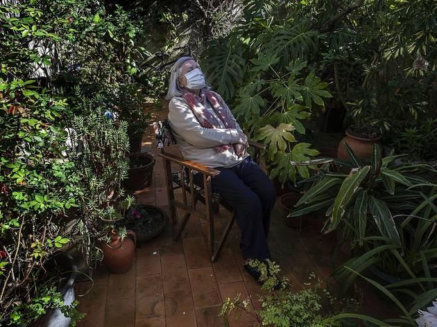 'Da minha janela vejo o mundo' da The Cave Photography