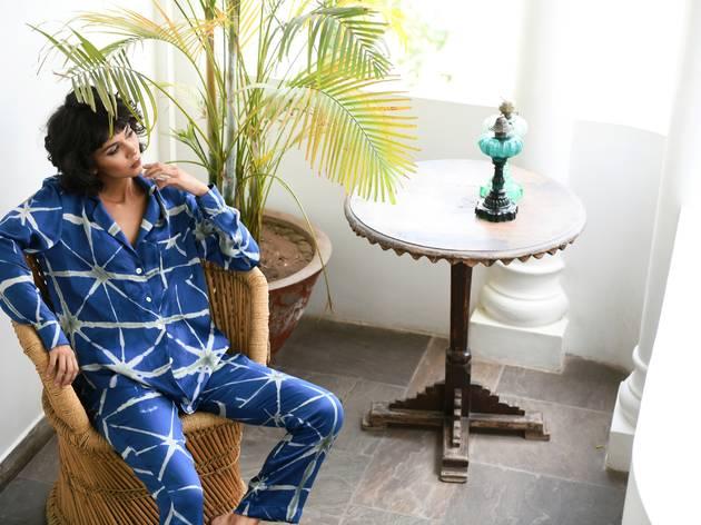 Kleed, pijamas, kimonos, seda, marca portuguesa