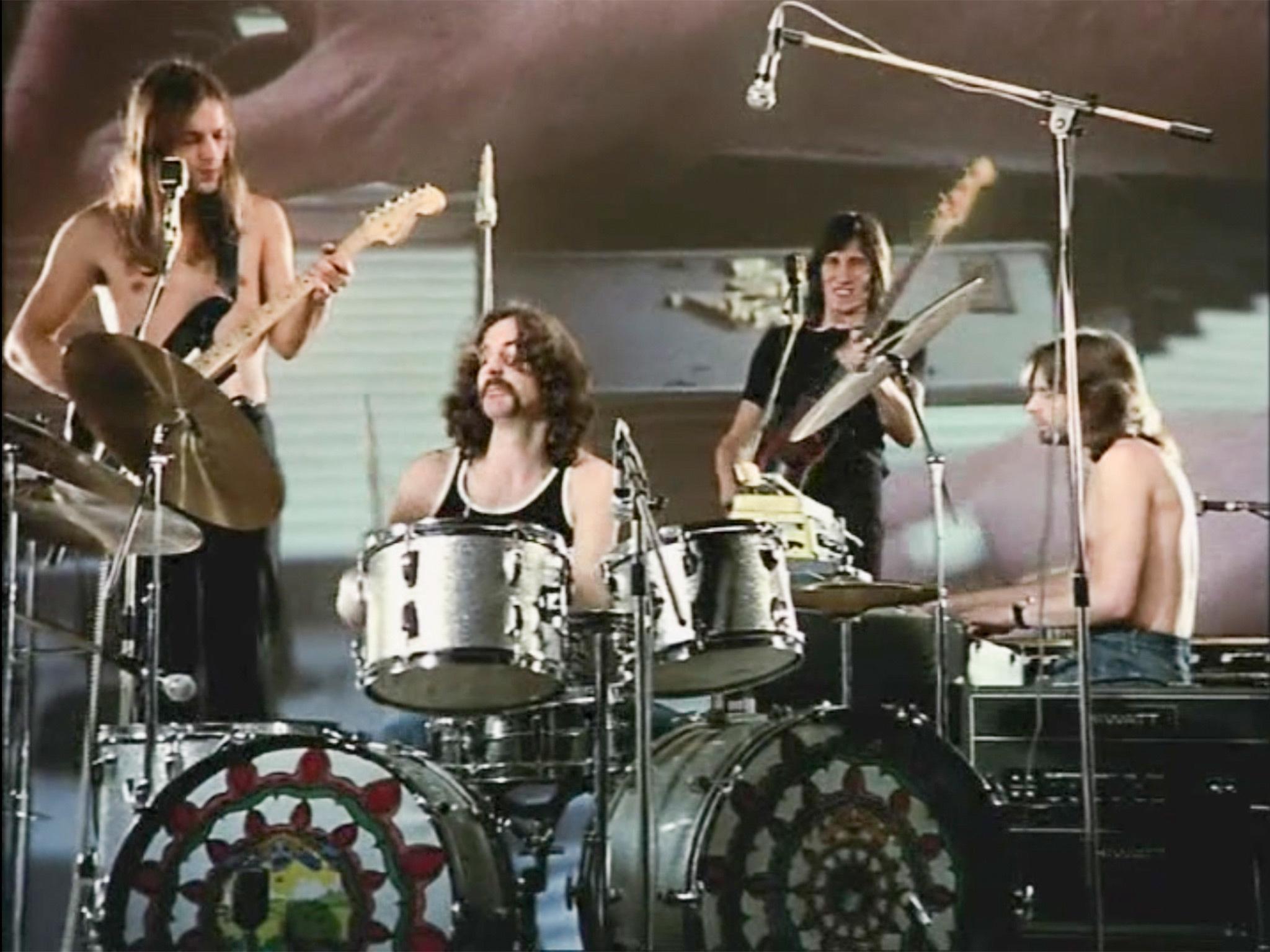 Pink Floyd, 'Live at Pompeii'