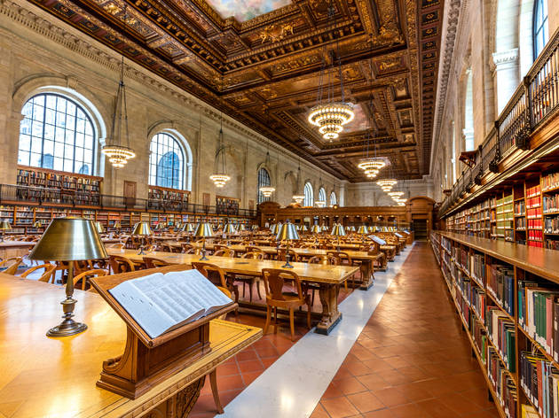The New York Public Library has launched a virtual book club