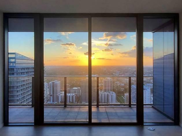 Miami views from your window - Instagram