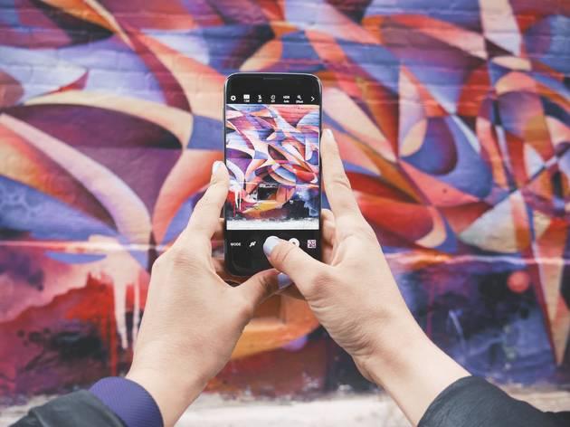 Dez contas do Instagram que são autênticas galerias
