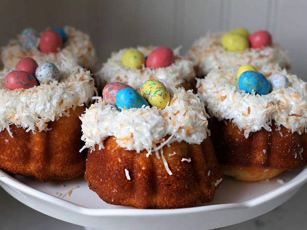 Lunetta Easter menu
