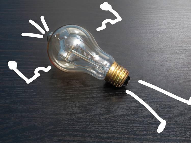 Partilhe ideias